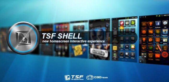TSF Shell 3D