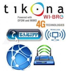 Tikona-WI-BRO-Tariff