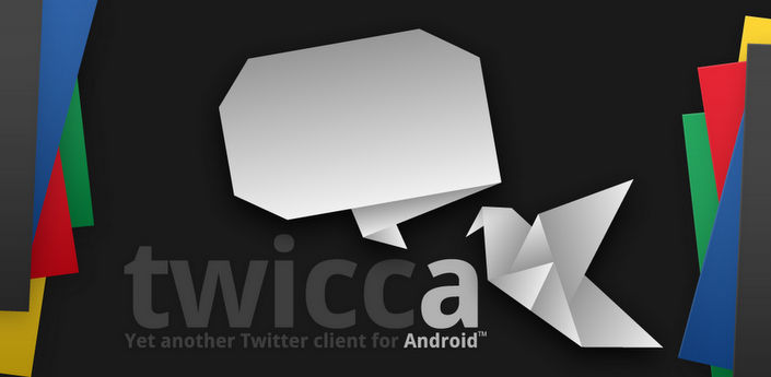 Twicca Twitter app