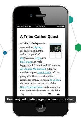 Wikiweb App