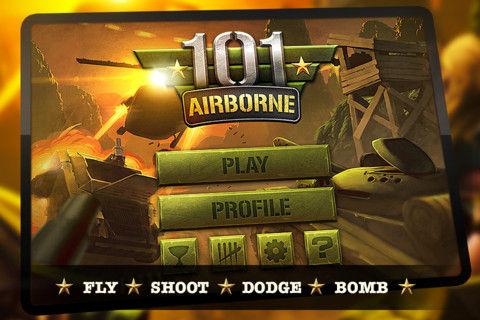 101 Airborne iOS game