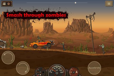 Earn to Die iOS game