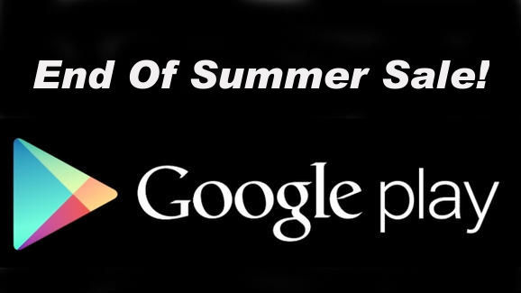 End of Summer Google Play