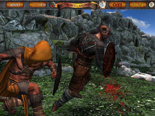 Infinite Warriors Graphics