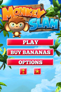 Monkey Slam Game