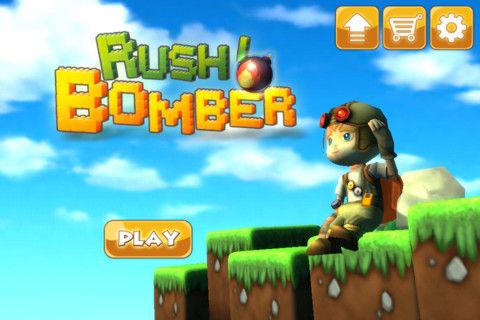 Rush Bomber iOS game