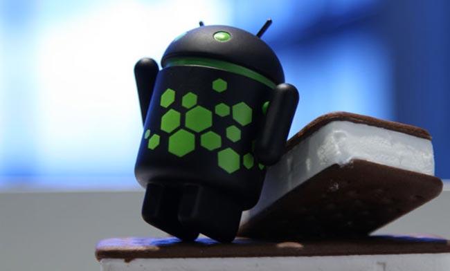 Sony Xperia ICS update