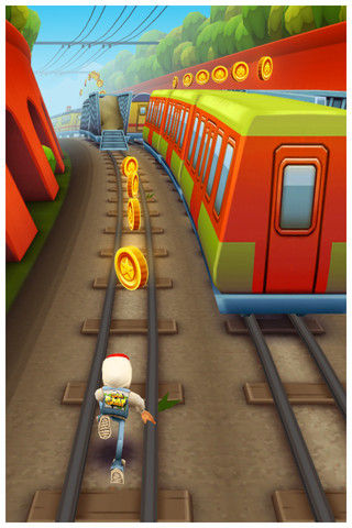 Subway Surfers Graphics
