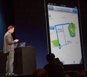 ajpple maps app