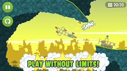 Bad Piggies Graphics