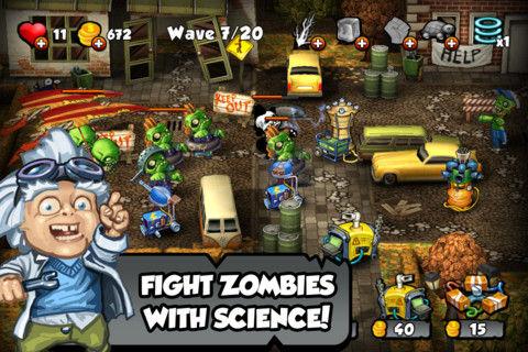 Dead Stop iOS game