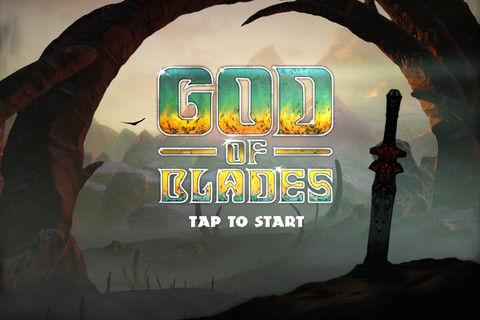 God of Blades Game