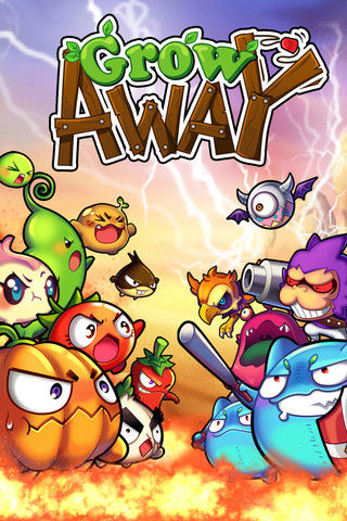 Grow Away iOS game