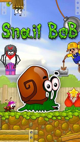 Snail Bob iOS game