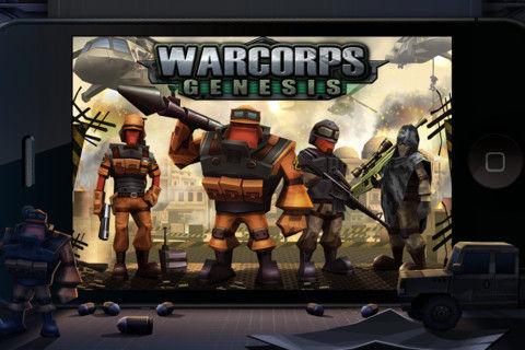 WarCorps Genesis