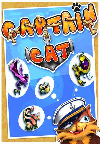 Captain Cat Pocket game