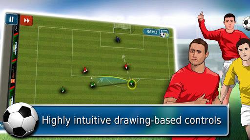 Fluid Football controls