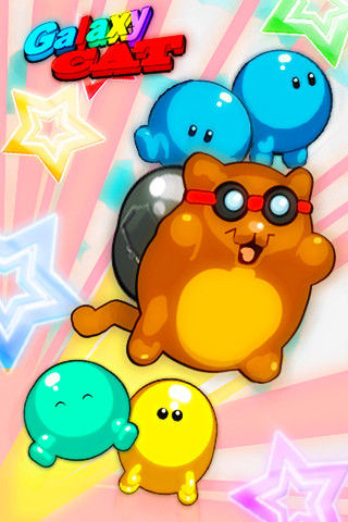 Galaxy Cat iOS game