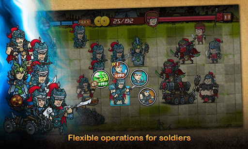Graphics of Defenders Creed