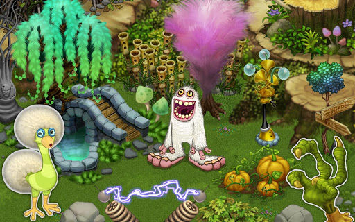 My Singing Monsters game play