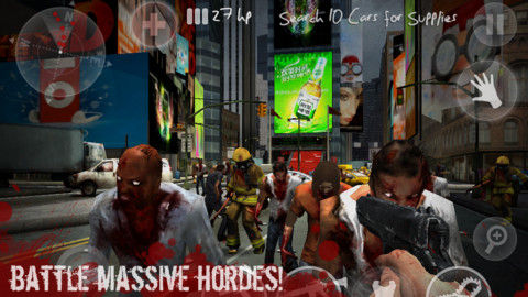 N.Y. Zombies 2 graphics