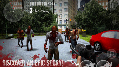 N.Y. Zombies 2