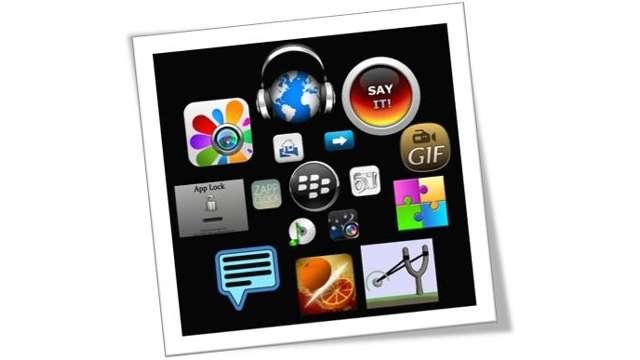 RIM free apps