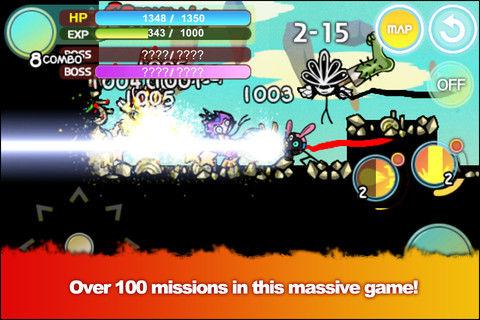 Super Acton Hero Graphics