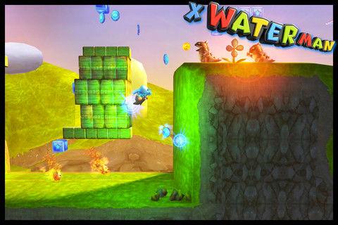 X Waterman Graphics