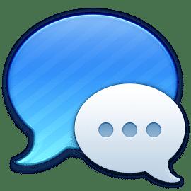 apple messages services