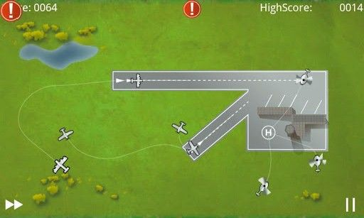 Air Control Graphics