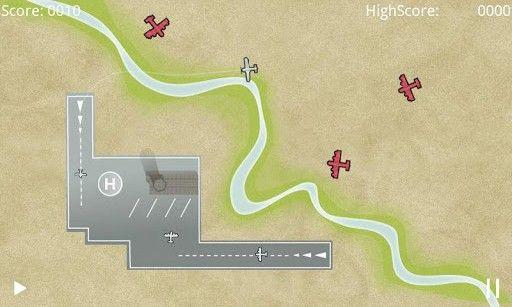 Air Control Maps