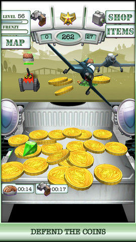 Coin Army Graphics