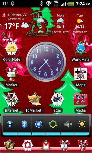 LC Christmas Theme