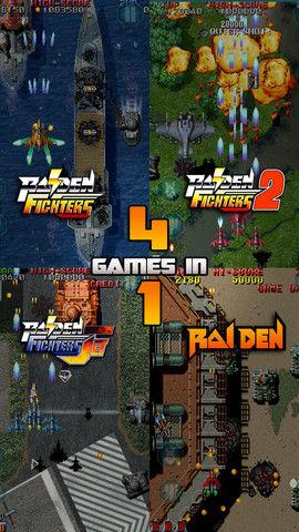 Raiden Legacy games