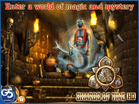 Shards of Time HD