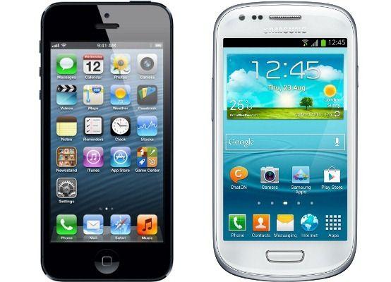 iphone-5-vs-galaxy-mini