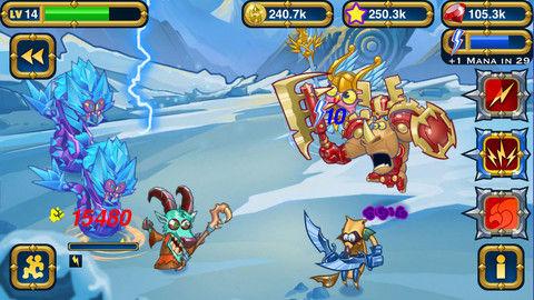 Animal Legends graphics