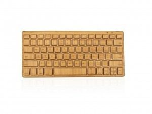 Bluetooth-Bamboo-Keyboard