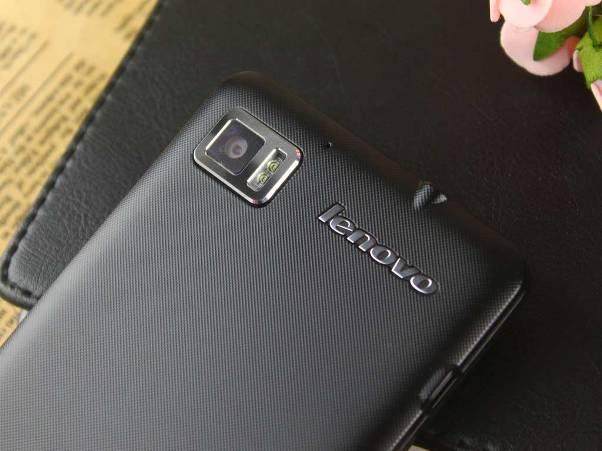 Lenovo IdeaPhone K860 camera logo