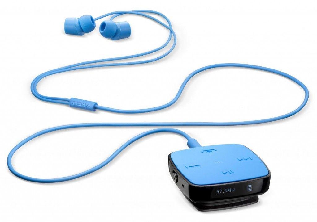 Nokia Bluetooth Stereo Headset BH-221