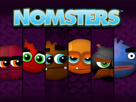 Nomsters Game