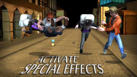 Shove Pro effects