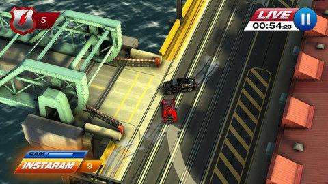 Smash Cops Heat graphics