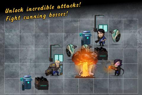 Solarian Tactics special attacks