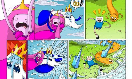 Super Jumping Finn Story