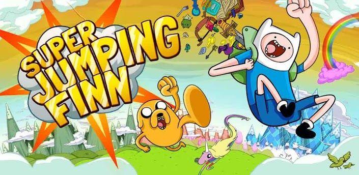 Super Jumping Finn
