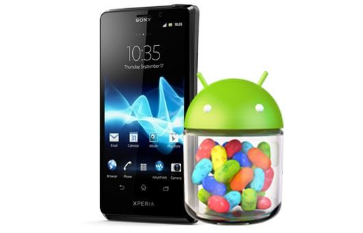 Sony Xperia T gets Android Jelly Bean Alpha