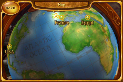 Around The World in 80 Days Quests