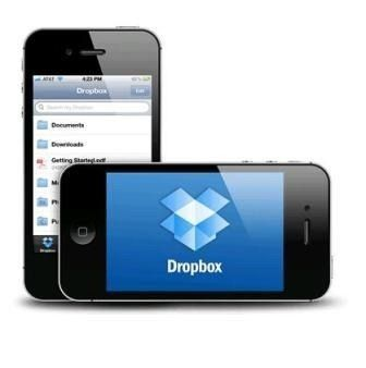 Dropbox for iOS